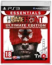 Homefront Ultimate Edition Essentials PS3