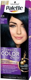 Schwarzkopf Palette Intensive Color Creme C1 Granatowa czerń