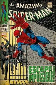 Spiderman - Ucieczka Spider-mana - Plakat