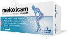 Meloxicam Adamed 7,5 mg 10 tabl 8626511