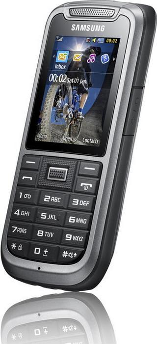 Samsung C3350 Solid Szary