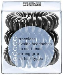 InvisiBobble Invisbooble True Black 3szt