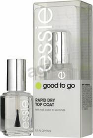 Essie Top Coat Good To Go nawierzchniowy 15ml