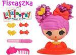 MGA Entertainment Lalaloopsy Girls Głowa do Stylizacji Fistaszka 532453