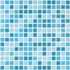 Midas Uniwersalna Mozaika 33x33 Niebieski Globo A-MPO04-XX-001