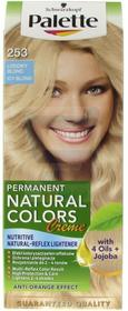Schwarzkopf Palette Permanent Natural Colors 253 Lodowy Blond