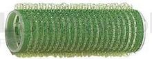 Comair Wałki na rzepy 21 mm zielone