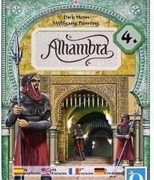 Queen Games Alhambra Dodatek 4. Skarbiec kalifa 100907