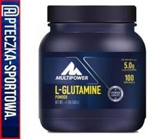 Multipower L-Glutamine 500 g