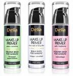 Opinie o DELIA Baza pod makijaż 35ml