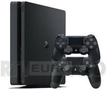 Sony PlayStation 4 Slim 1 TB Czarny  + 2xDualShock