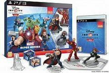 Marvel Super Heroes Avengers Starter Pack PS3