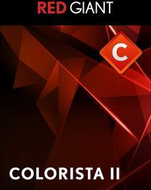 Red Giant Colorista 2 - nowa licencja