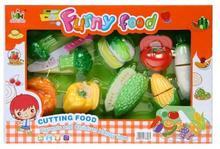 Mega Creative Owoce i warzywa do krojenia 362242