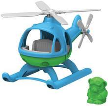 Bigjigs Toys Helikopter niebieski