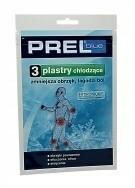 Genexo Prel Blue plastry chłodzące 3 szt.