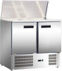 Stalgast Stół chłodniczy sałatkowy 2 drzwiowy eco / 842129