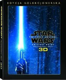 Gwiezdne Wojny Przebudzenie Mocy 3D Edycja Kolekcjonerska) Blu-ray) J.J Abrams