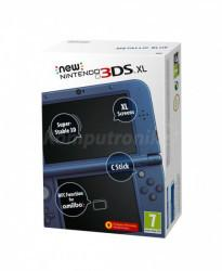 Nintendo New 3DS XL Niebieski