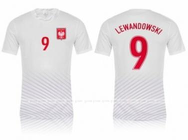 Lewandowski - koszulka piłkarska Polska Euro 2016 AE71-70834_20160417103028