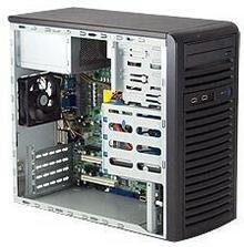Actina Solar Serwer Solar 100 S7 / Xeon E3-1200 v5 / DDR4 ECC 2133MHz / w standardzie pełne zdalne zarządzanie solar100S7