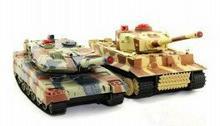 Gimmik Zestaw wzajemnie walczących czołgów UF/558