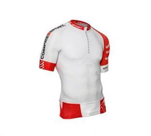 CompresSport Shirt V2 SS White
