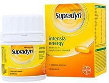 Bayer Supradyn Intensia Energy 30 szt.