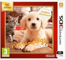 Gra Nintendogs+Cats-Golden Retriever