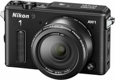 Nikon1 AW1 + 11-27.5 mm czarny