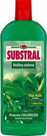 Substral Nawóz do zielonych przeciw chlorozie 1,0l