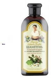 Natura Siberica Babuszka Agafia szampon do włosów Tonizujący 350ml