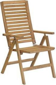 Fotel wielopozycyjny teak H2600-000