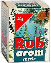 Hasco-Lek Rub-arom 40 ml