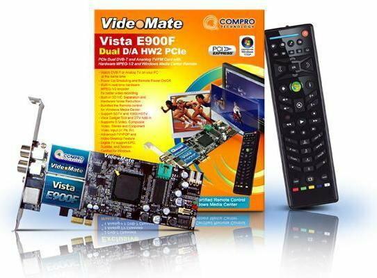 Compro VideoMate E900F