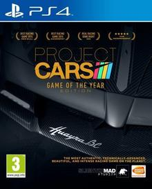 Project CARS GOTY PS4