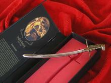 Płatnerze hiszpańscy NOŻYK DO LISTÓW - SZABLA POLSKA BATORÓWKA