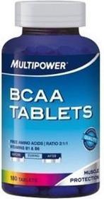 Multipower BCAA Tablets 180tab.