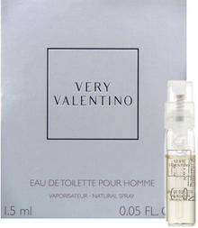 Valentino Very Pour Homme 1,5ml woda toaletowa [M] PRÓBKA 18391-uniw