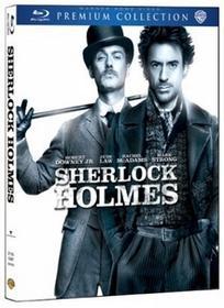 Sherlock Holmes Premium Collection Blu-Ray)