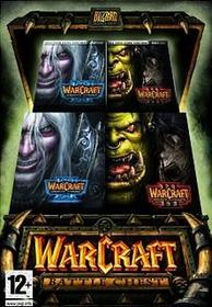 Warcraft 3 Battle Chest (Reign of Chaos + Frozen Throne) cd-key