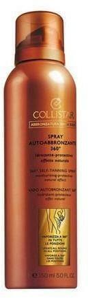 Collistar Tan Without Sunshine Samoopalacz 360 stopni spray 150ml
