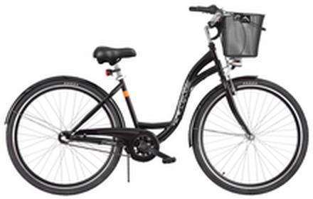 Dawstar Citybike S3B Czarny