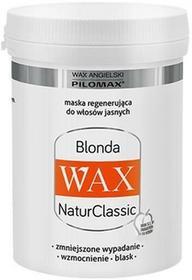 Wax Henna Maska Włosy Jasne 240 Ml