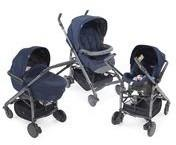 Chicco Trio Love 3w1 BLUE