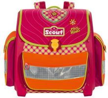 Scout Tornister Basic Buddy Pink Heart 49200078700
