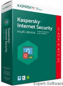 Kaspersky Internet Security 2017 1PC / 1Rok PL