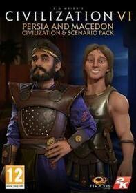 Sid Meiers Civilization VI Persia and Macedon Civilization & Scenario Pack PL STEAM