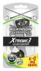 WILKINSON XTREME3 SILVER EDITION 6+2 SZT 7004747C