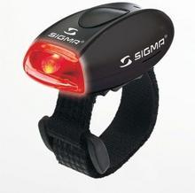 Sigma Micro - Lampa tylna, czarna - Czarny